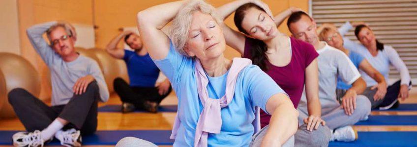 Лечебная физкультура при остеопорозе